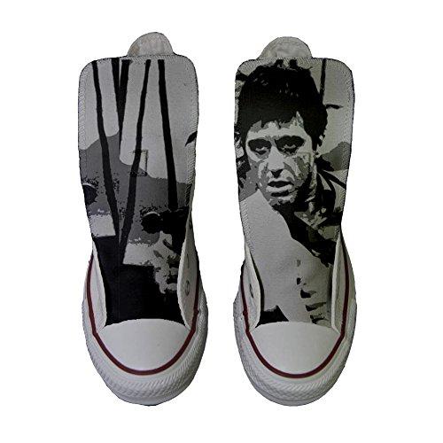 al Converse Hi Star Artigianale Pacino Personalizzate Unisex mys Canvas all Sneaker Prodotto B1fvIq