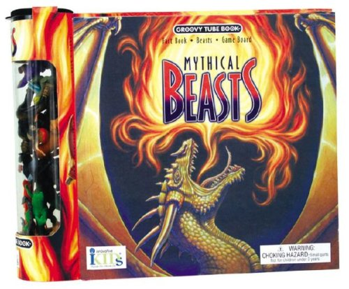 Monsters Mythical Beasts (Groovy Tubes: Mythical Beasts)
