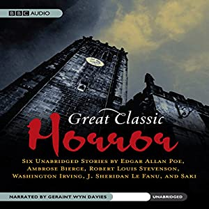 Great Classic Horror Audiobook