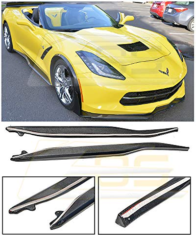 Z06's Z07 Performance Package Style Carbon Fiber Rocker for sale  Delivered anywhere in Canada