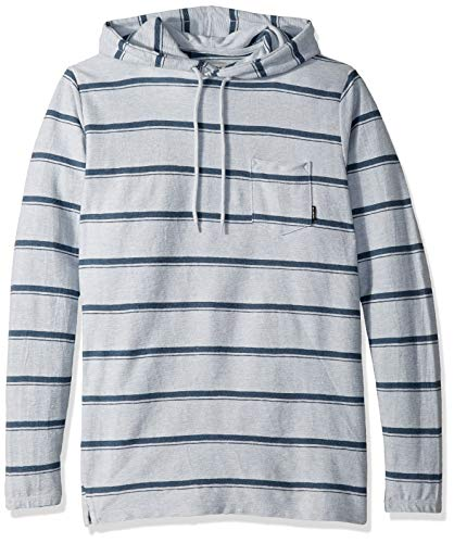 - Billabong Men's Flecker Baja Pullover Hoodie Mist Small