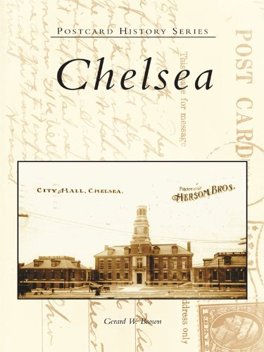 Chelsea in Vintage Postcards - Massachusetts Vintage Postcard