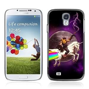 YOYOSHOP [Funny LOL Viking & Unicron MEME WTF] Samsung Galaxy S4 Case by mcsharks