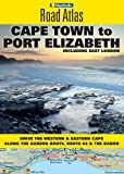 Road atlas Cape Town to Port Elizabeth: Including East London