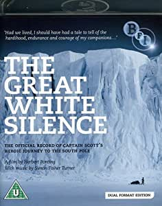 The Great White Silence [DVD + Blu-ray]