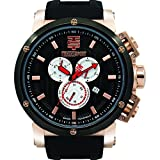 TechnoSport Men's Chrono Watch - XPL rose gold