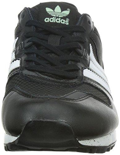 adidas ZX 700 W, Zapatillas de Deporte para Mujer Negro / Blanco / Verhel (Negbas / Ftwbla / Verhel)
