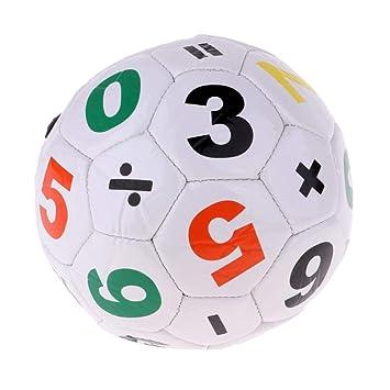 P Prettyia Mini Juguete Deportivo al Aire Libre, Balón de Fútbol ...