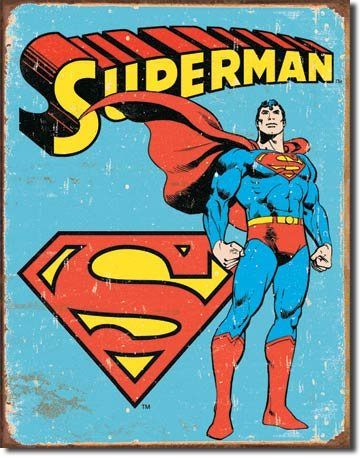 (The Finest Website Inc. New Superman Retro 16