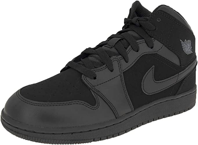 nike air jordan 1 mid scarpe da basket bambino