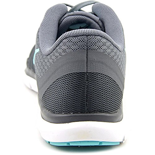 Wmns Taille Flex Baskets Femme Cool Nike Dark Turquoise Basses Hyper Trainer Grey Grey 6 gB641n