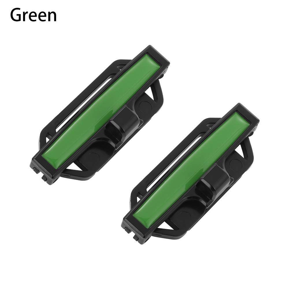 2 Pcs Auto Universal Adjustment Lock Improves Comfort Socket Seatbelt Stopper Belt Safety Adjuster Clip Clamp Buckle Car Seat