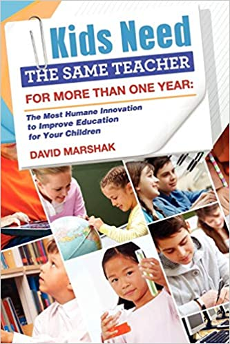 Why Parents Need To Teach Middle >> Kids Need The Same Teacher For More Than One Year The Most