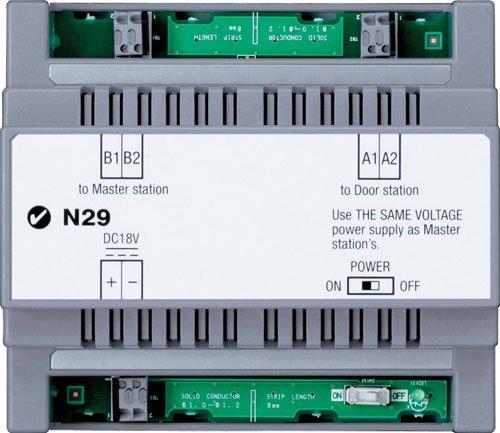 (Aiphone JKW-BA Long Distance Adapter for JK Series Audio/Video Intercom System)