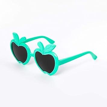 GYBTYJDD Gafas de Sol de protección UV para niños, Gafas ...