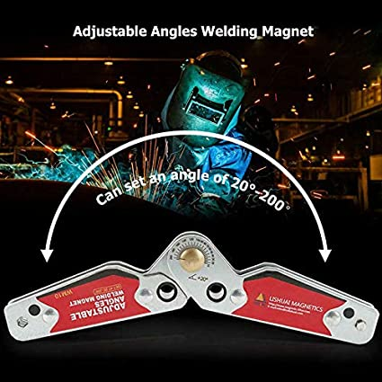 Adjustable Angle Welding Holder
