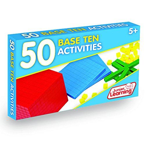 Base 10 Block (Junior Learning 50 Base Ten Activities)