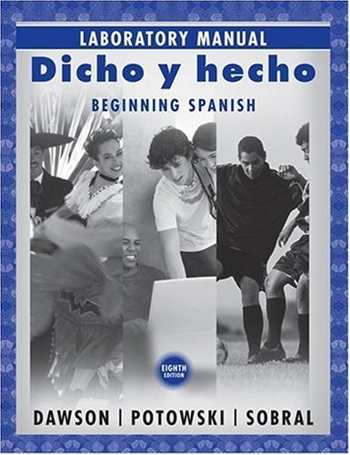 Dicho 8E Lab Manual