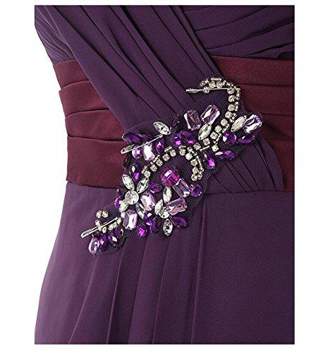 KA Beauty - Vestido - para mujer Coral
