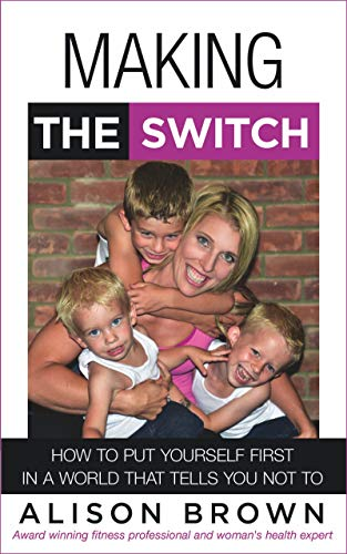 Making The Switch by Alison Brown ebook deal