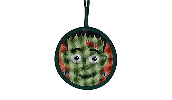 Alice Peterson Stitch-Ups R.I.P Rest in Peace Needlepoint Ornament Kit