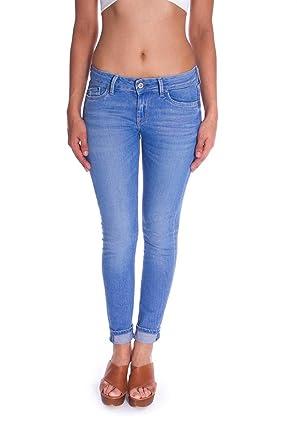 ca52a1c5f325 Pepe Jeans Pixie - Jeans - Skinny - Femme  Amazon.fr  Vêtements et ...