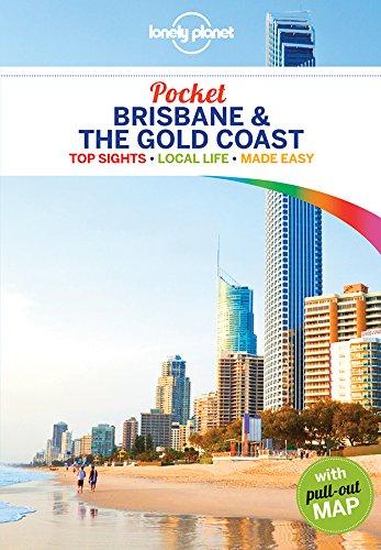 Pocket Brisbane & the Gold Coast - 1ed - Anglais