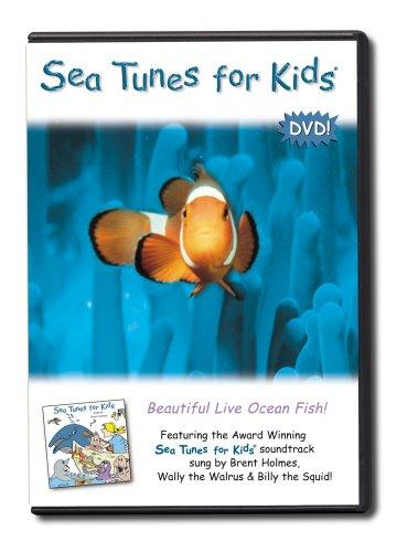 (Sea Tunes for Kids: Beautiful Live Ocean Fish!)