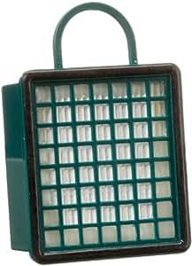 Vorwerk - Filtro HEPA H12 para aspiradoras Vorwerk VK 130/131, color verde