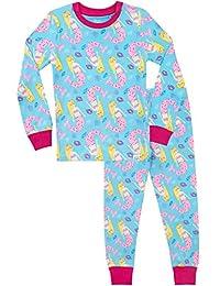 Harry Bear Girls' Mermaid Pajamas