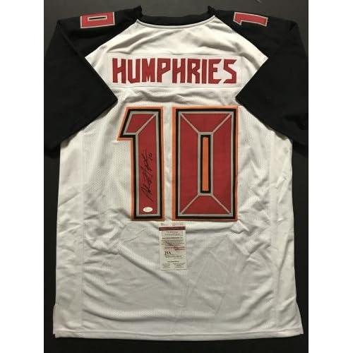 innovative design eb2c9 5ddb2 Signed Adam Humphries Jersey - White COA - JSA Certified ...