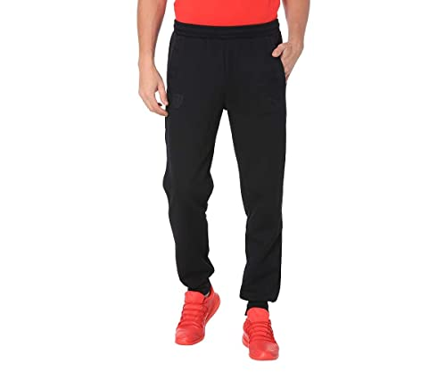 b4871814ad91 Puma Men s Cotton Ferrari Sweat Cc Track Pants (Black