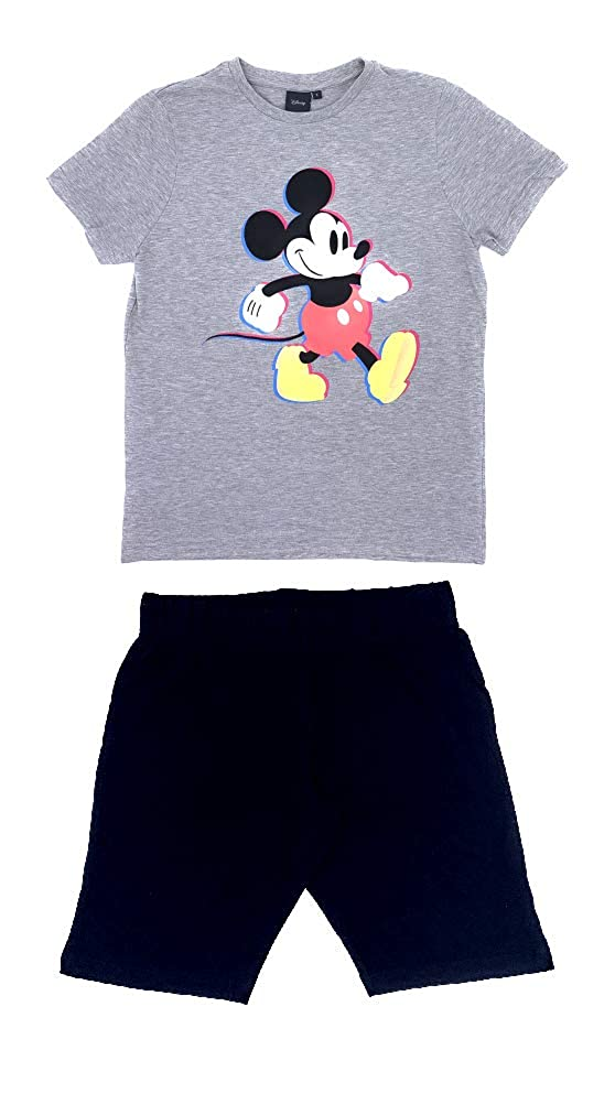 Mickey Uomo Pigiama Corto