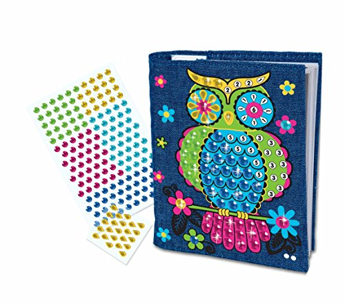 The Orb Factory Limited Stick 'n Style Owl Notebook by The Orb Factory