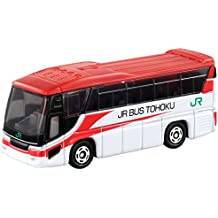 Tomica No.72 Hino Selega JR Bus Tohoku Komachi color (box)