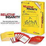 Relative Insanity, Hilarious Card Game,Interplay UK GP001