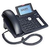 Snom 370 Telephone - Teléfono (Negro, 240 x 128 Pixeles, G.711, G.722, G.723.1, G.726, G.729A)