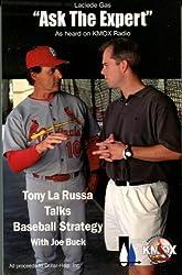 Tony La Russa talks baseball strategy with Joe Buck