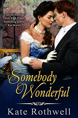 Somebody Wonderful (Somebody series Book 1) cover