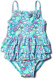 BeautyIn Women's Swim Skirts Tankini Swimsuit Sh