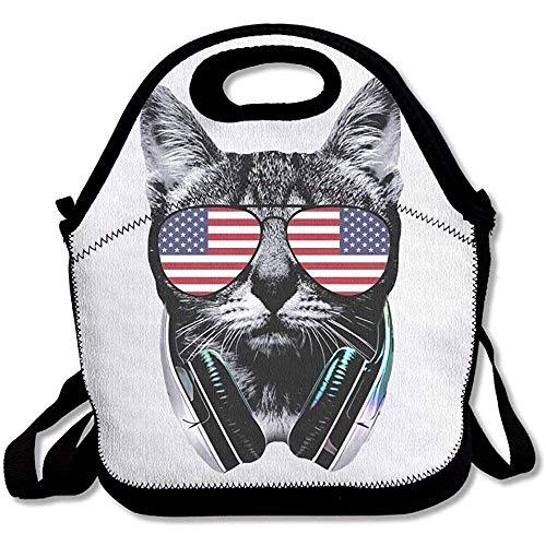 Emmwhite Polyester Lunch Bag Large 11.4