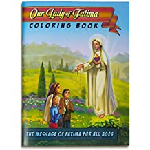 Our Lady Of Fatima: The Graphic Novel Coloring Book