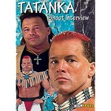 Tatanka Shoot Interview Wrestling DVD-R
