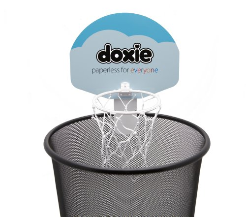 DoxieBall – Basketball Trash Can Game