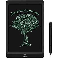 JOEAIS Tablette d'écriture LCD 8.5 Pouces d'écriture électronique Planche à Dessin numérique Tablette Graphique de Dessin Convenant aux Enfants, à la Maison, à l'école et au Bureau (Noir)