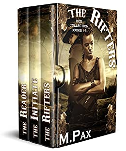 The Rifters Box Collection Books 1-3 (English Edition) por [Pax, M., Pax, M]