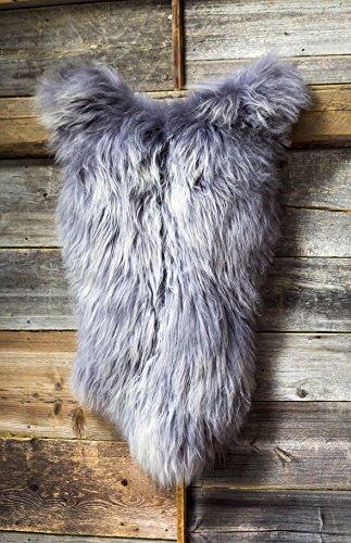 ESTRO   Genuine ICELANDIC Sheepskin Lambskin Rug   Lustrous and Luxurious   Colour...