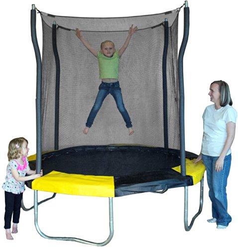 Trampolines Propel Indoor/Outdoor Trampoline Enclosure, 7