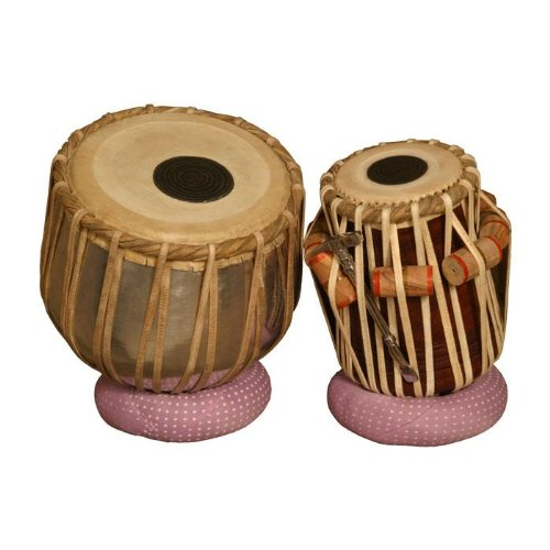 Tabla Std Set, 5.25'' Dayan, Alum Bayan by banjira