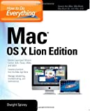Mac Os X Lion, Dwight Spivey, 007177517X